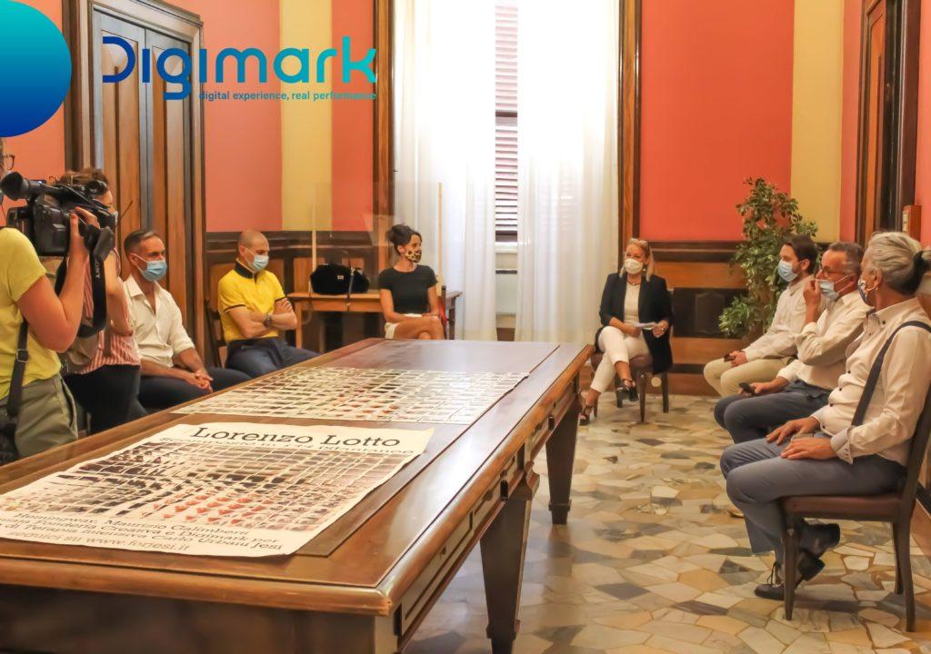 "Conferenza stampa ""For Jesi"": Digimark partner del progetto"